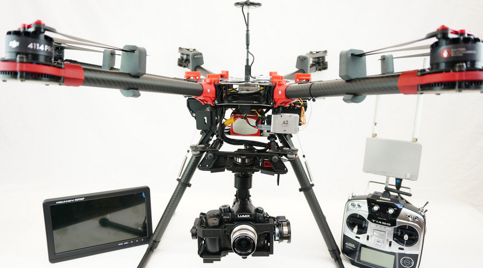DJI S900 Pro Photo Hexacopter by Autonomous Avionics Image