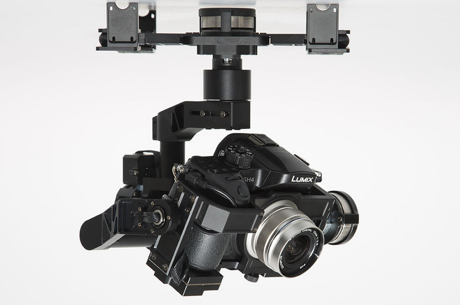DJI Zenmuse Z-15 Camera Gimbal For Panasonic GH4 Image