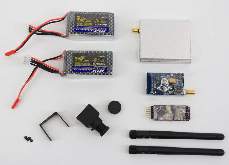 3D Robotics FPV Video Kit Image