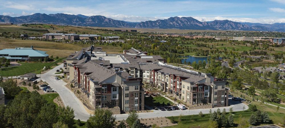 Apartment Bldg Boulder 1x1