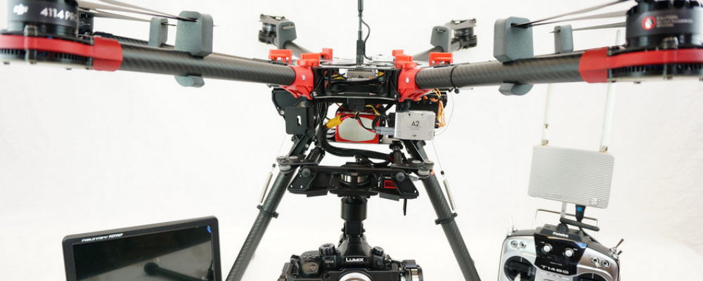 Upgrading Drone Payload for Production