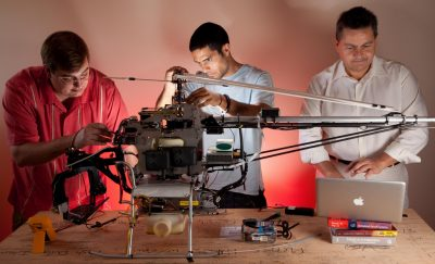 Denver Unmanned Systems Research Institute