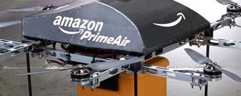 "Amazon hiring for ""Drone Team"""