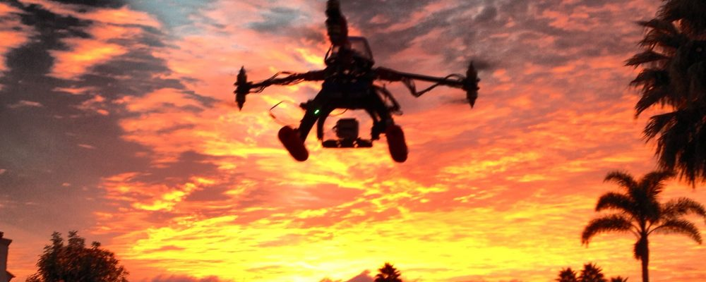5 Reasons you should hire a drone pilot today