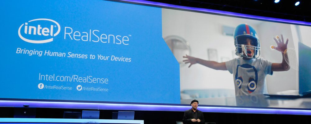Intel's RealSense Technology to give Drones a sense of their surroundings