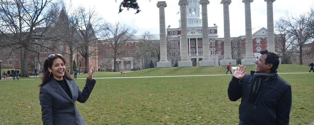 10 more News outlets to test Drones