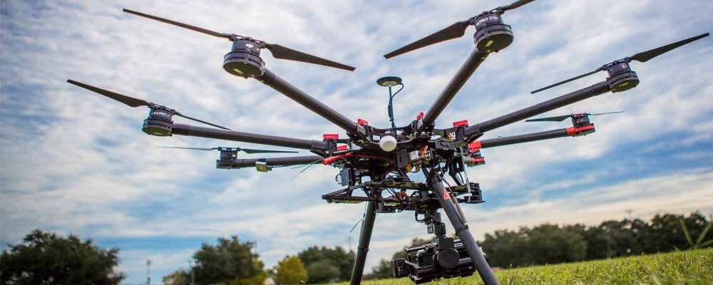 Parrot's Drone for Professionals